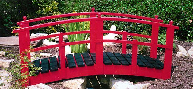 Japanese Inspired Garden Bridges She777 Com Garden Bridge Japanese Garden Garden Stairs