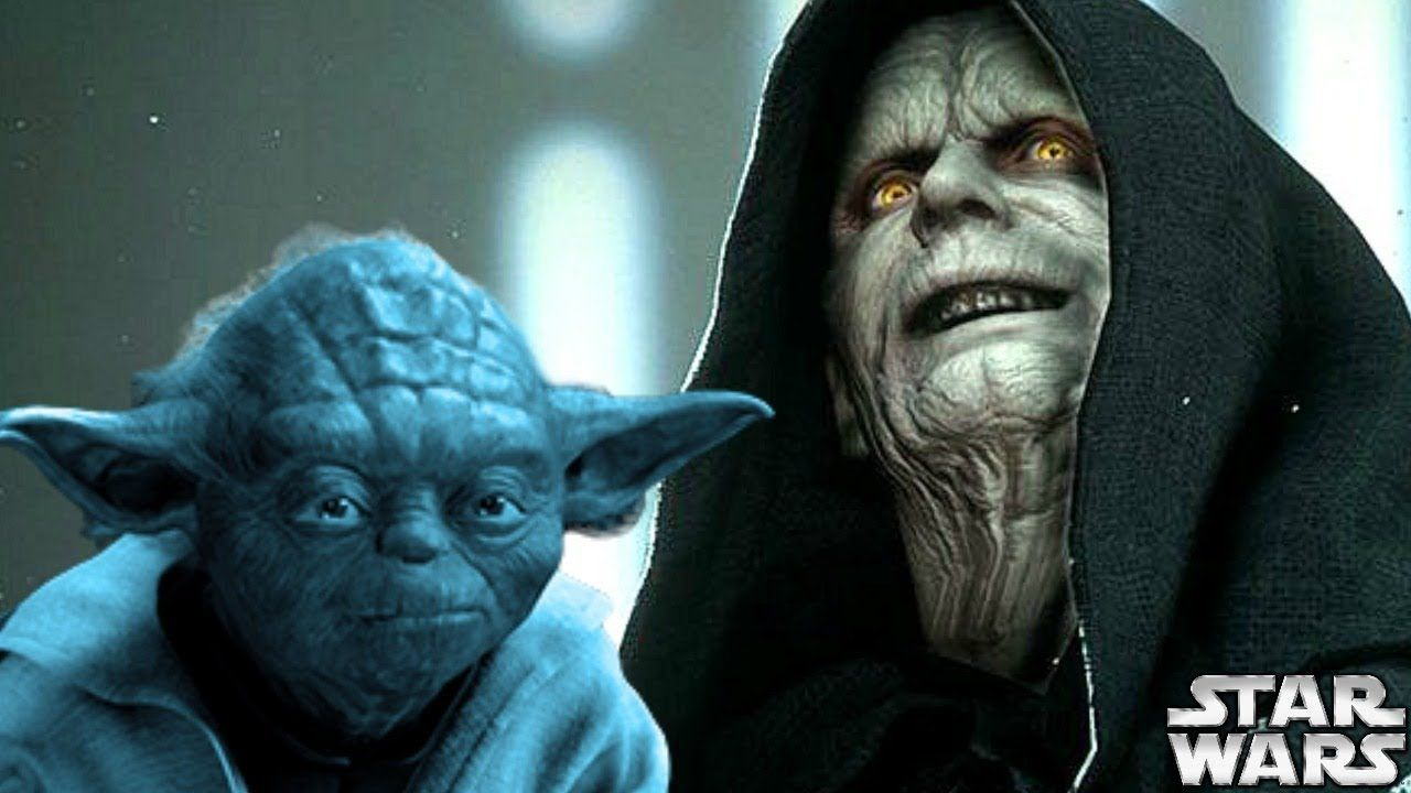 How Yoda Was Supposed To Confront Palpatine In Return Of The Jedi