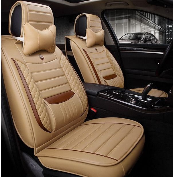 New Arrival Full Set Car Seat Covers For Mercedes Benz E300 E250 E280 W211 2009 2002 Comfortable Car Seat Cushion Free Shippin Car Seats Carseat Cover Leather