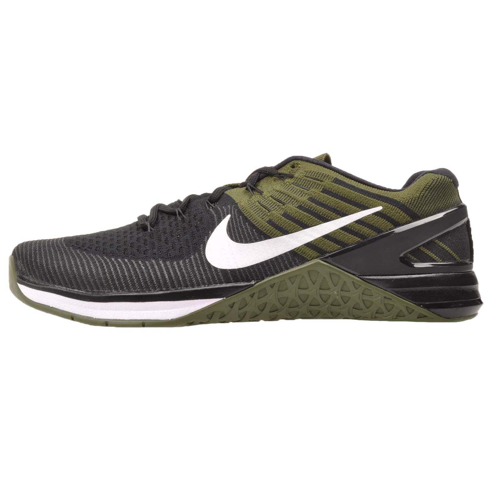 Nike Wmns Metcon DSX Flyknit Womens Cross Training Shoes Black 849809-003