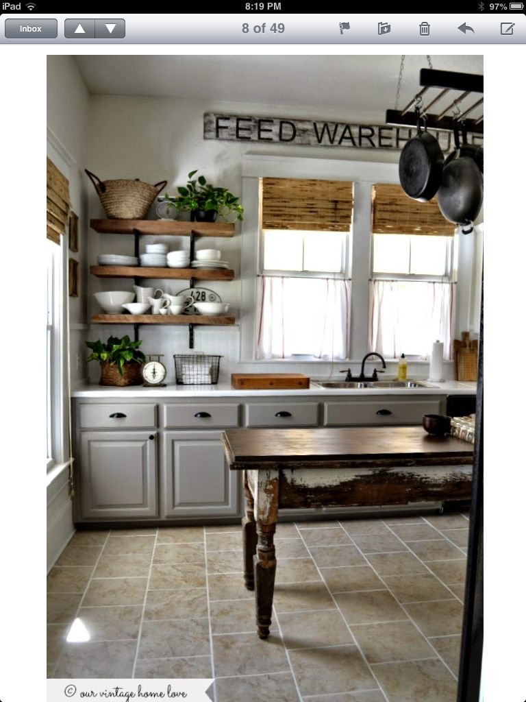 This is very simple and clean home pinterest kitchens maine
