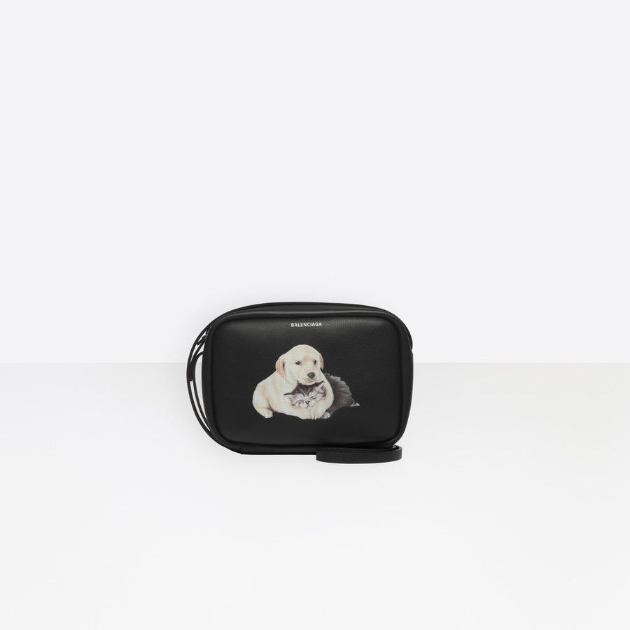 Puppy And Kitten Everyday Camera Bag S For Women Balenciaga Balenciaga Women Handbags Bags