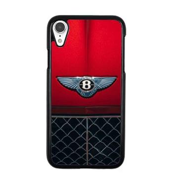 Red Bentley Car Emblem Wallpaper iPhone XR Case Babycase