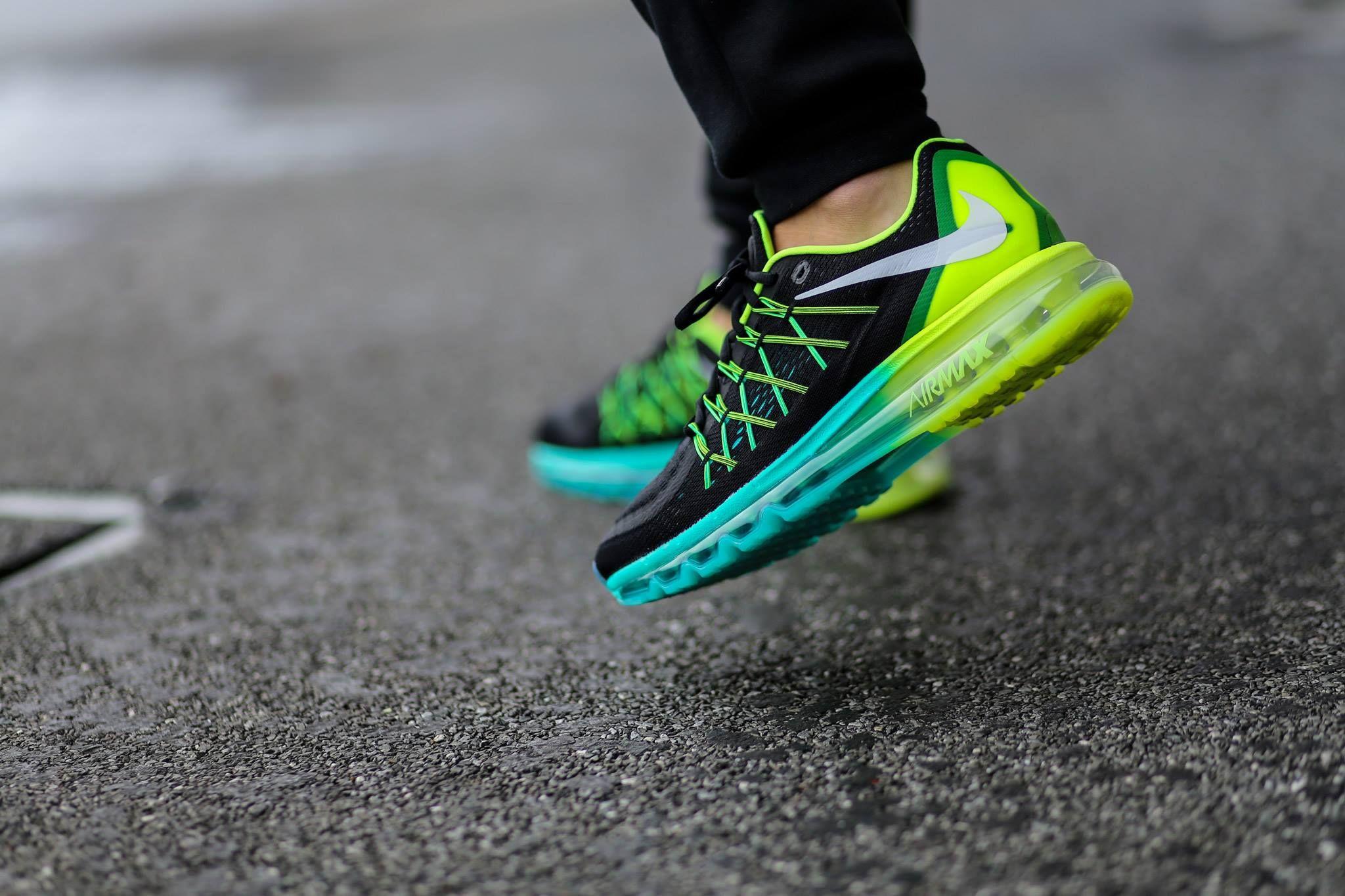Nike Air Max 2015 | Sneakers in 2019 | Nike schuhe, Schuhe