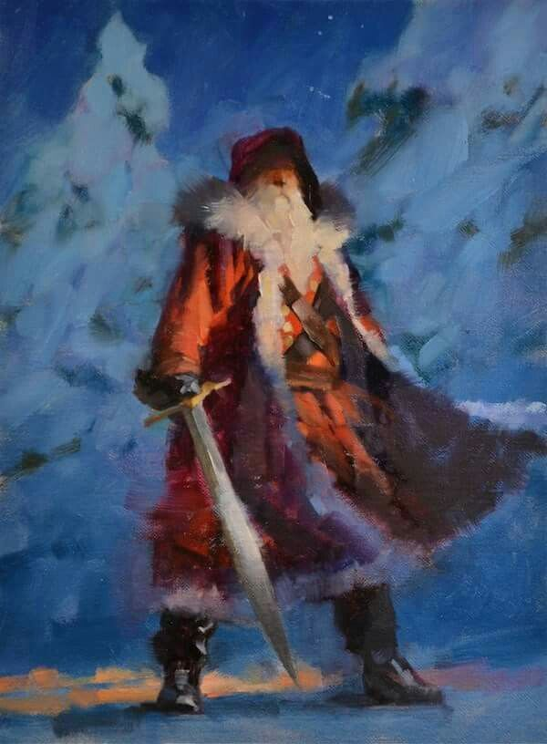 Odin Claus   Father Christmas in 2018   Pinterest   Santa, Christmas ...