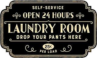 Amazon Com Laundry Sign Rustic Laundry Rooms Laundry Room Wall