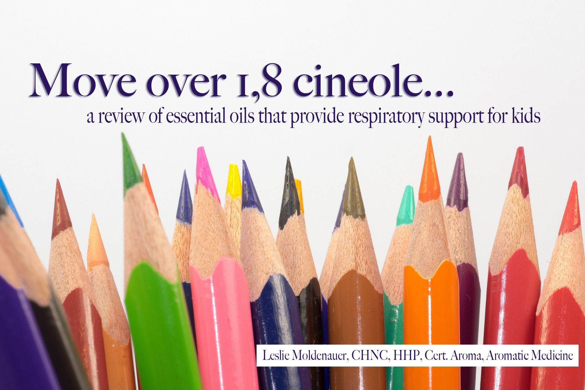 No 18 cineole other respiratory essential oils for kids