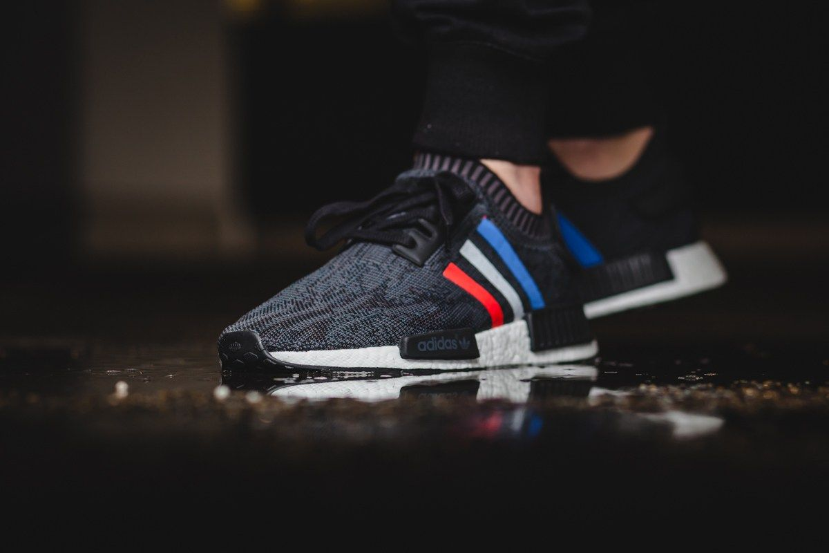Adidas Nmd R1 Primeknit In The New Colourways For Boxing Day