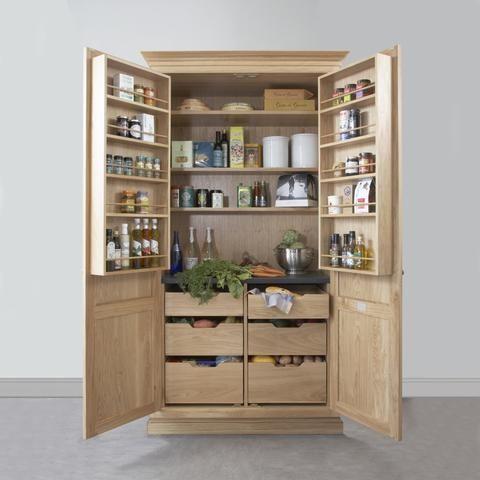 Classic Range Larder Number 2 In 2020 Freestanding Kitchen