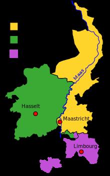 Hasselt-Namur: GESCHIEDENIS VAN LIMBURG / HISTOIRE DU LIMBOURG (M...