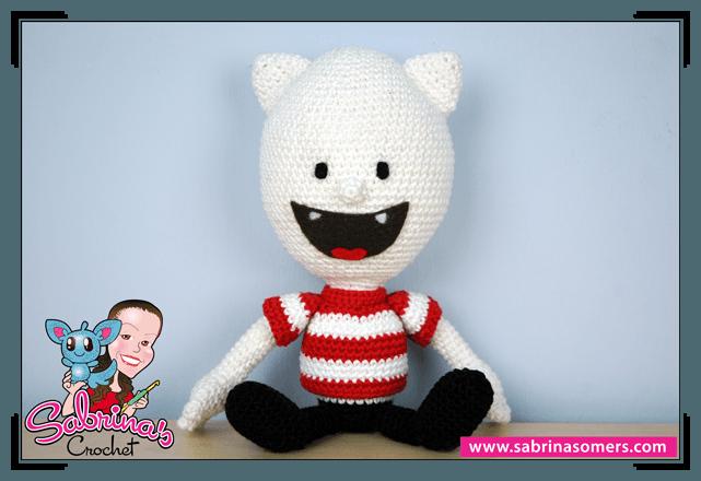 Pin op Hello Kitty - Nijntje/Miffy amigurumi | 440x641