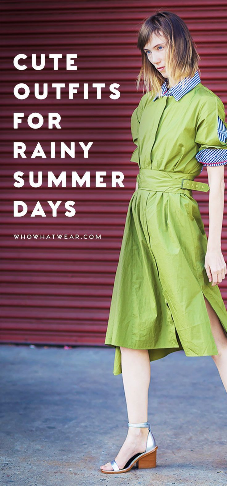 #Dress #Hot #humid Rainy Day Outfit #Rainy How to Dress When It's Hot and Rainy Outside        湿度の高い夏の日でもシックに見える方法。 #rainydayoutfitforschool #Dress #Hot #humid Rainy Day Outfit #Rainy How to Dress When It's Hot and Rainy Outside        湿度の高い夏の日でもシックに見える方法。 #rainydayoutfitforwork