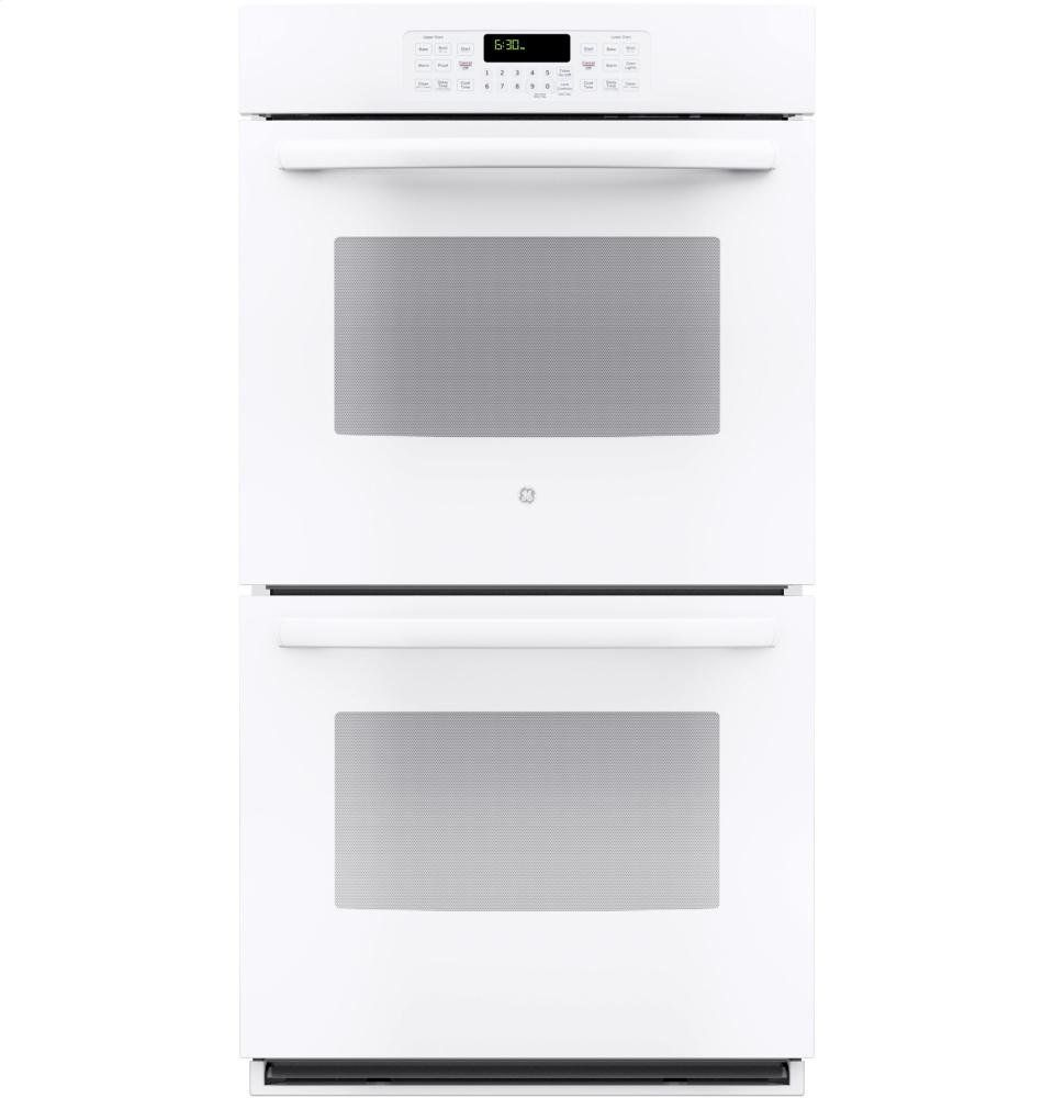 Ge Jk3500dfww 27 White Electric Double Wall Oven Be Sure To