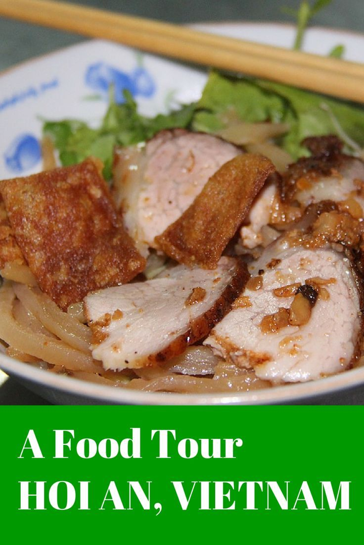 Hoi An in Vietnam is renowned for its fabulous street food. Here we take a food tour of some of the best street stalls in Hoi An.