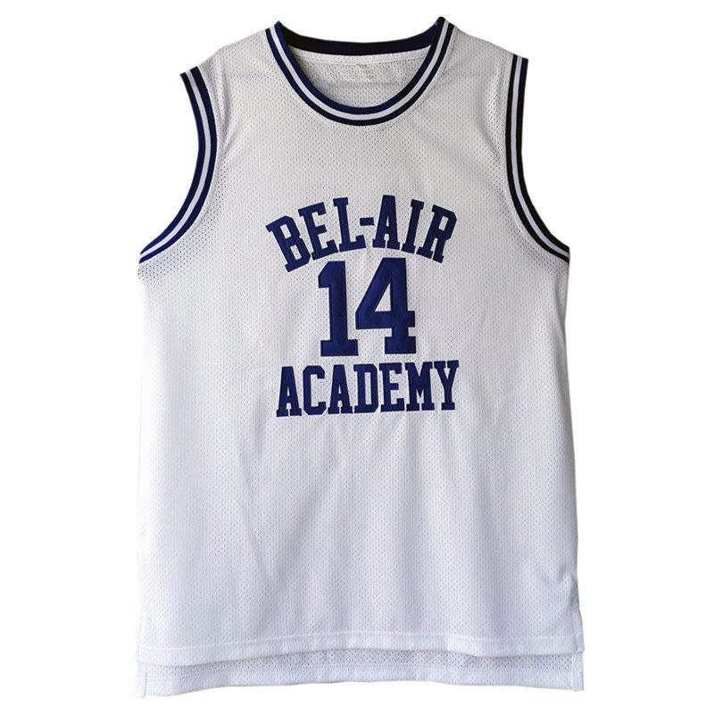 af7d448f8 the movie bel air academy jersey 14 will smith black swingman basketball  jerseys  bel air academy jersey is will smith white basketball jersey in  the fresh ...