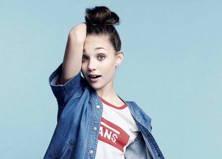 Check out Maddie's new photoshoot on Her Pintrest ...