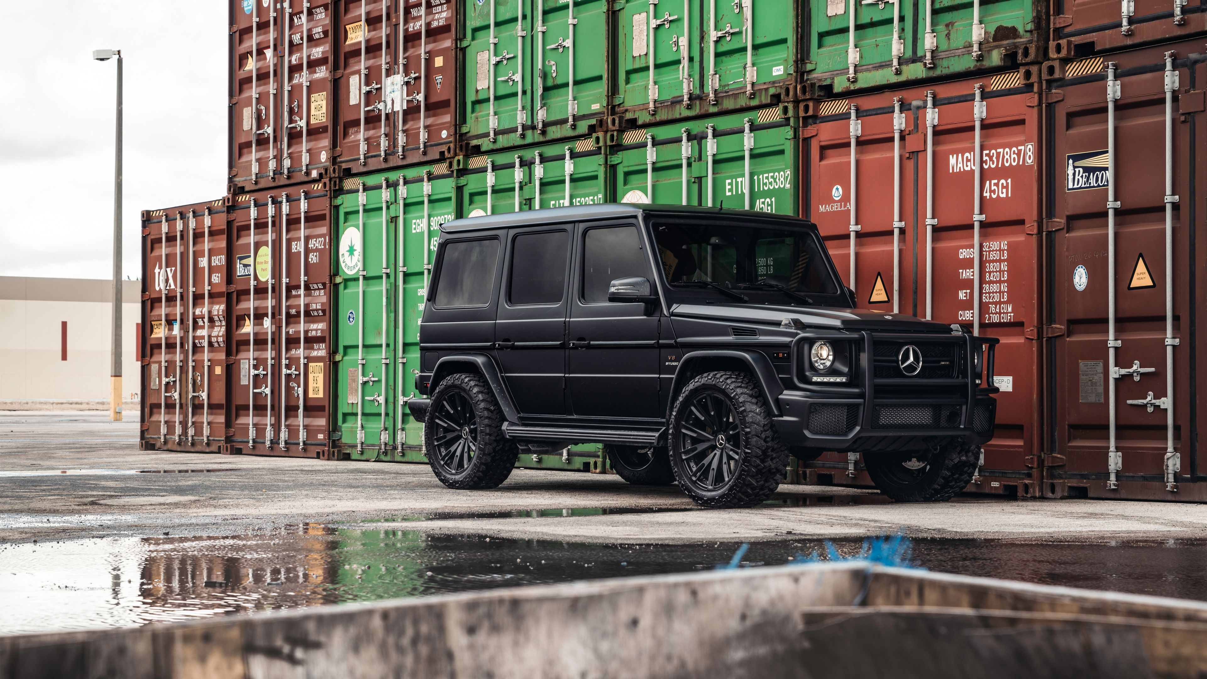 Wallpaper 4k Mercedes G Wagen 2017 4k Wallpapers 5k Wallpapers