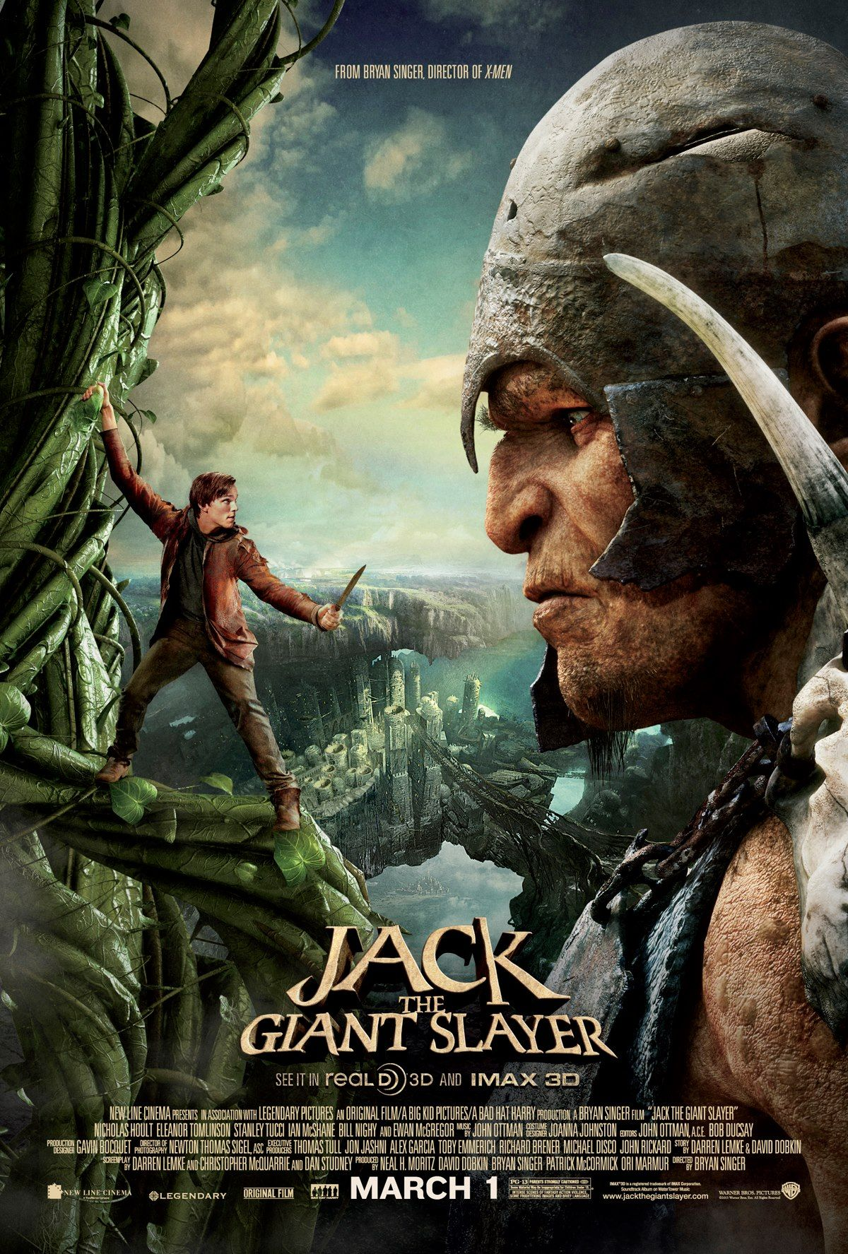 Amazon Rent Jack The Giant Slayer For Only 3 99 Jack The Giant Slayer Download Movies Full Movies