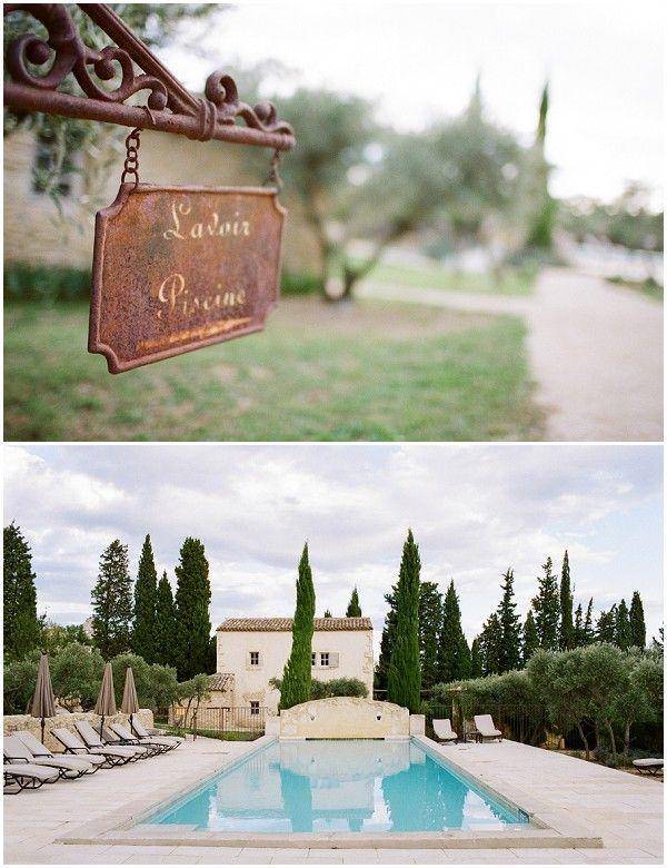 Provence Villa, honeymoon or holiday location