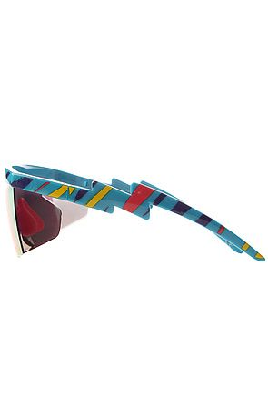 The Neff Sunglasses Brodie in Wild Tiger 6e1e70985e