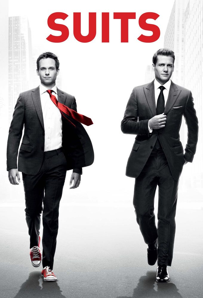 Suits Poster Serialy Filmy I Muzhchiny
