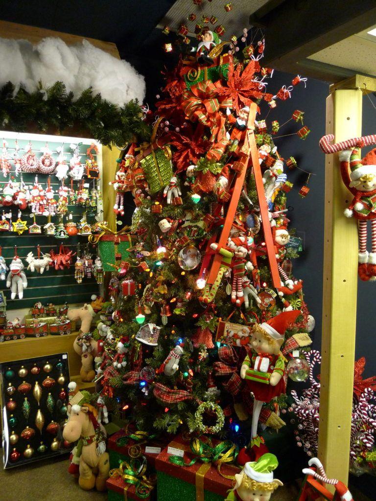 The Christmas Loft.New England Adventures The Christmas Loft Christmas