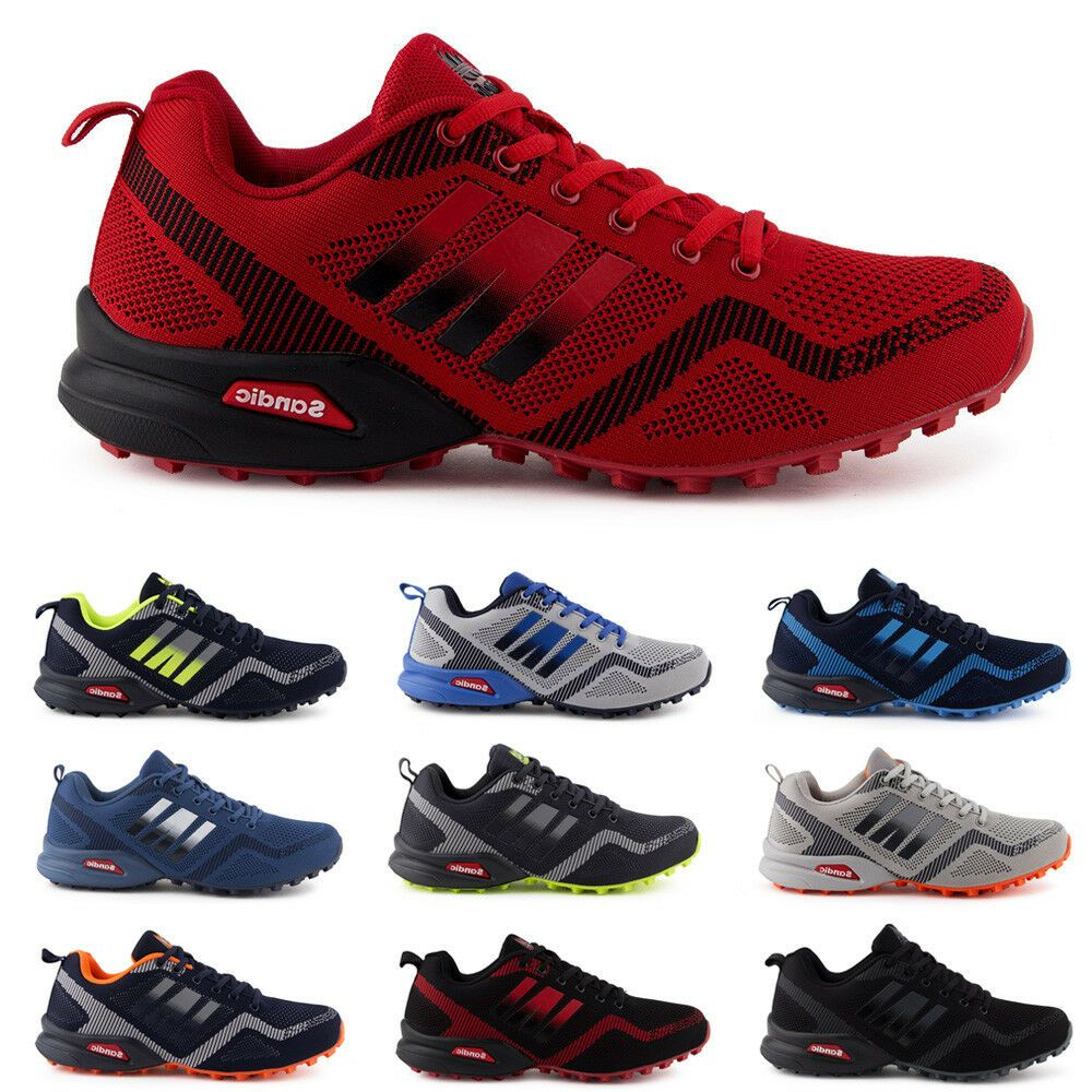 Herren Sneakers Laufschuhe Turnschuhe Sports Schuhe Trekking Schuhe Wanderschuhe