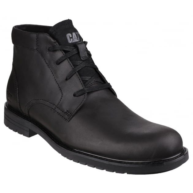 Brock Black Boots | Black boots, Caterpillar shoes, Boots