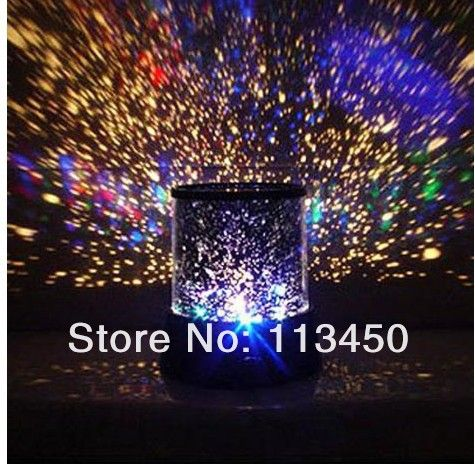 WOW Celestial Bodies Projector Romantic Light Best Gift (birthday
