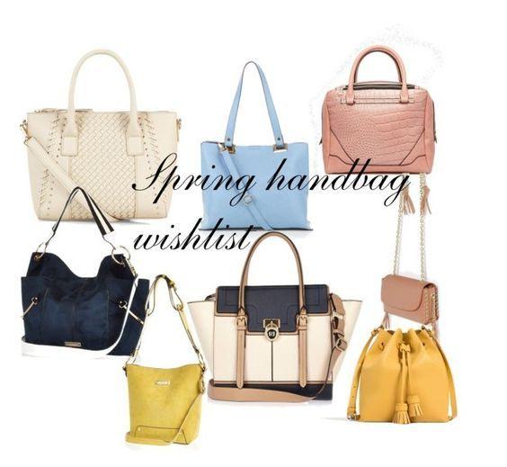 Fashion - Spring handbag wishlist