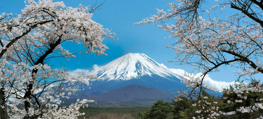 Vacation Destinations Japan