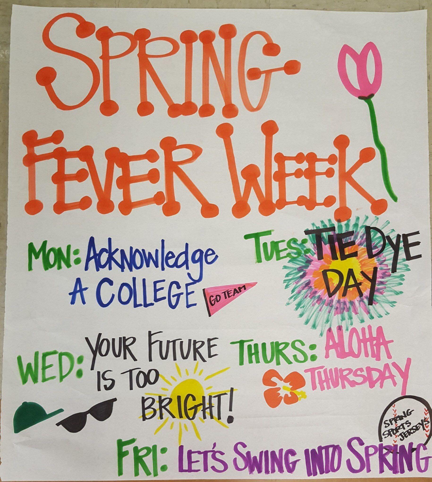 Pin By Jennifer Hansen On School Spirit Week Themes Homecoming Spirit Student Council Activities