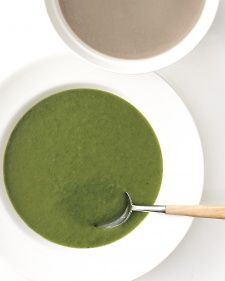 Cream of Spinach Soup #spinachsoup