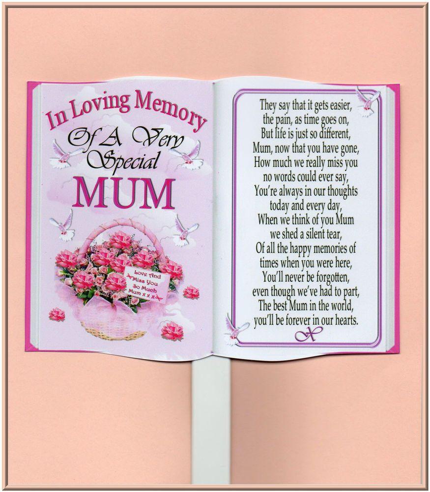 Loving Mom Poems 71