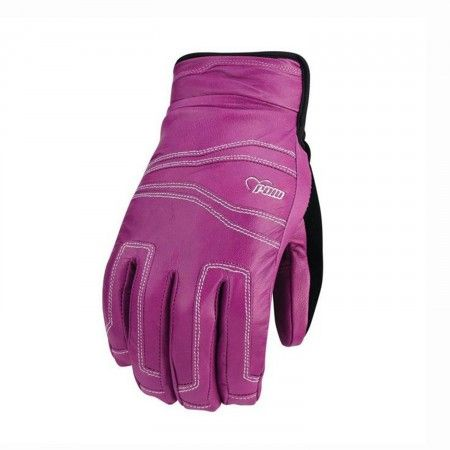 Pow Stealth Glove Leather Glove Leather Gloves