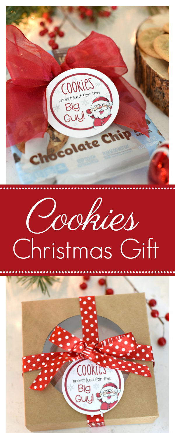 Simple Cookie Gifts for Neighbors & Friends | Best of Pinterest ...