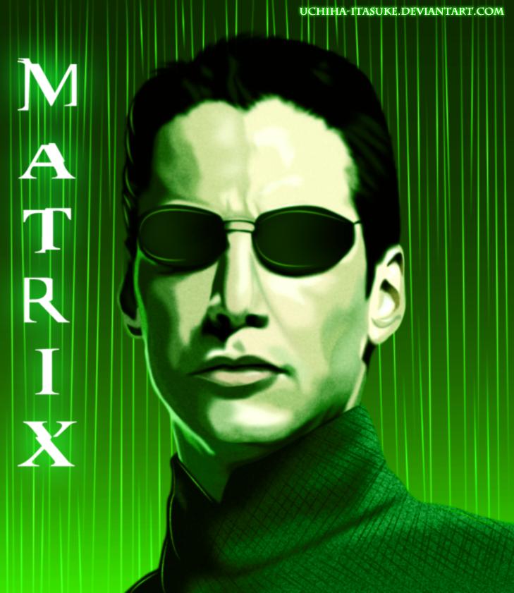 Neo Matrix By Uchiha-itasuke