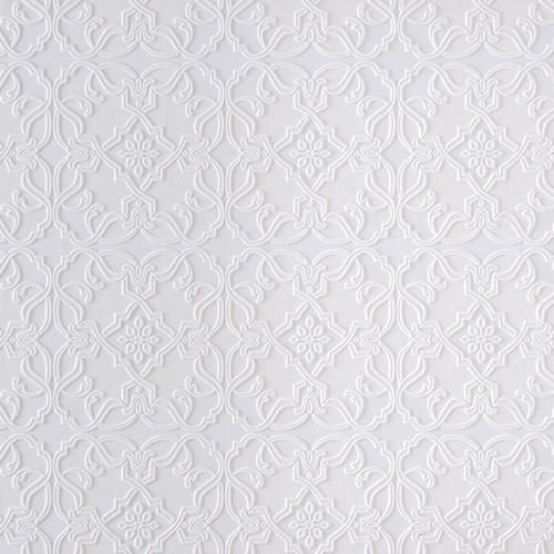 Maxwell/ Ironwork Design Wallpaper Roll at Menards