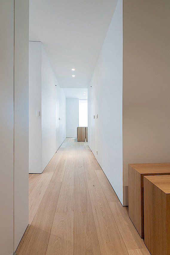 Inrichting appartement up site toren brussel living idee for Inrichting huis ontwerpen