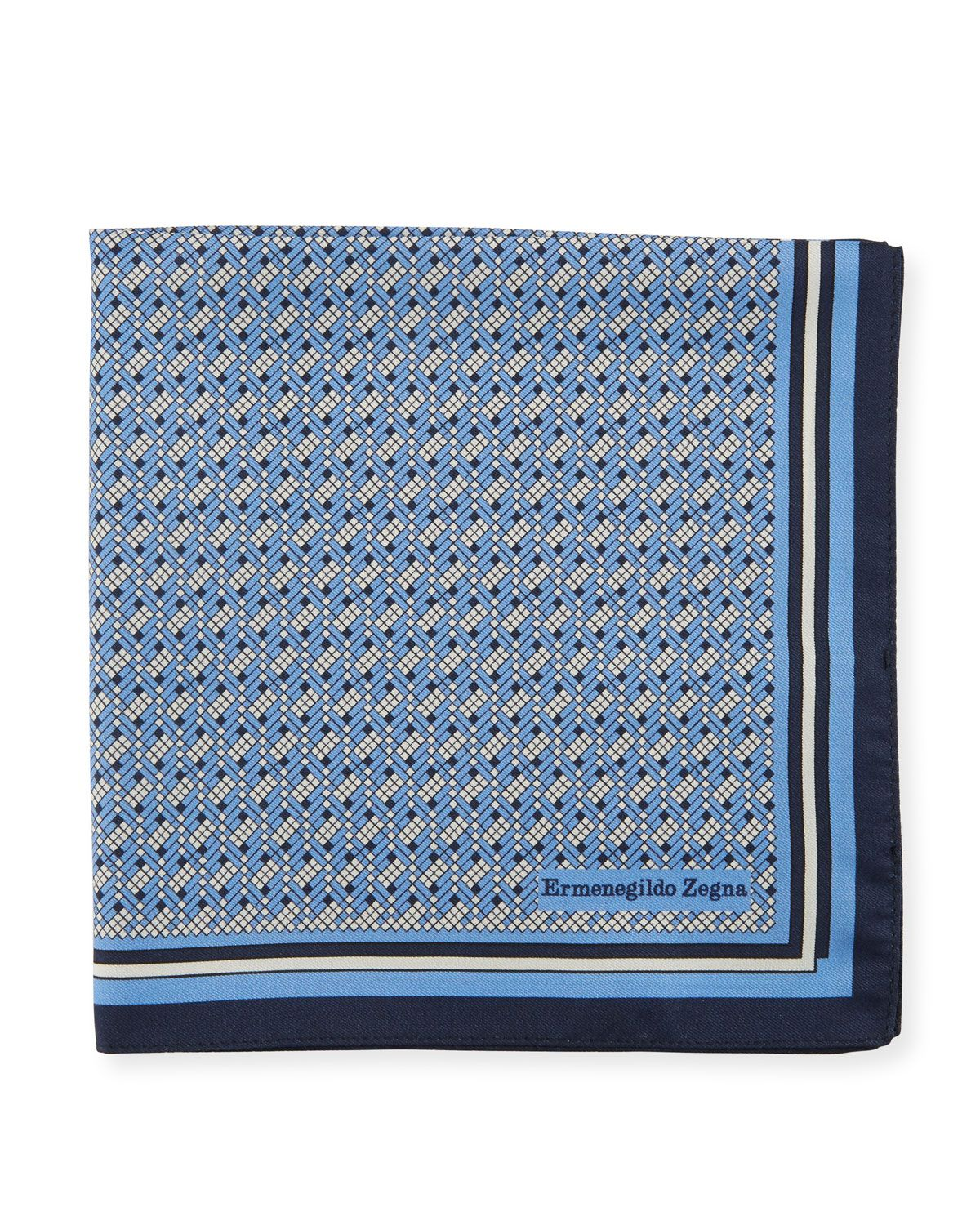 Rochester by DXL Solid Pocket Square
