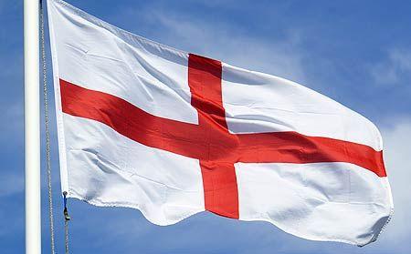 Lottie Tea The Kettle S Always On Anexisanexforareason Happy St George S Day England Flag Britain Flag St George Flag