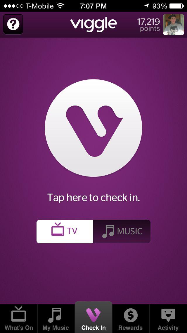 Viggle music