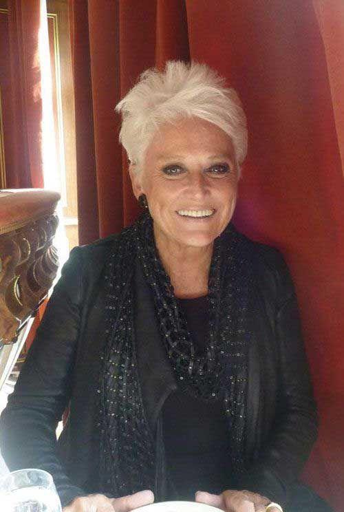Photo of Acconciature corte 2019 per donne anziane con capelli sottili