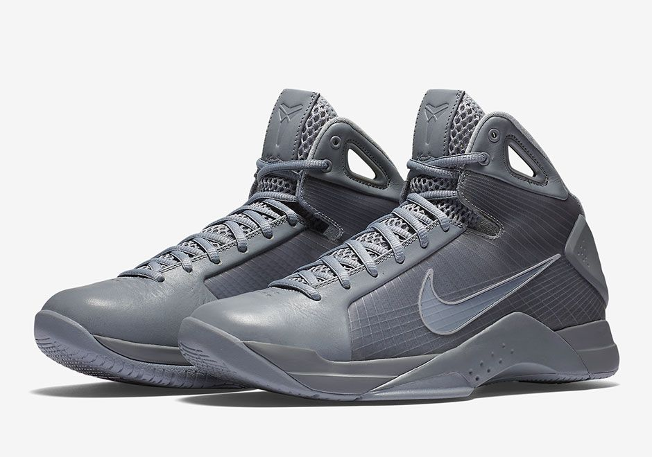 Official Images Of The Nike Hyperdunk 2008 Black Mamba