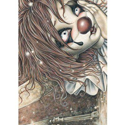 Maxi Poster 61cm x 91.5cm Flight of the Sorceress new Victoria Frances