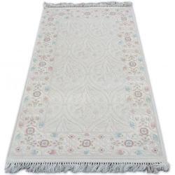 Teppich Acryl Mirada 0137 Sahne (Pembe) Franse 80x300 cm