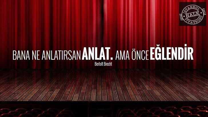 Istanbul Halk Tiyatrosu Oyunculuk Kursu Basvuru Formu Nasil Tiyatrocu Oyunculuk Istanbul Sarkilar