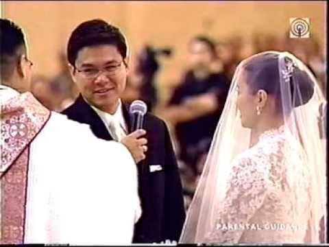 Lea Salonga Rob Wedding 1 Wedding Lea Salonga Wedding Inspiration