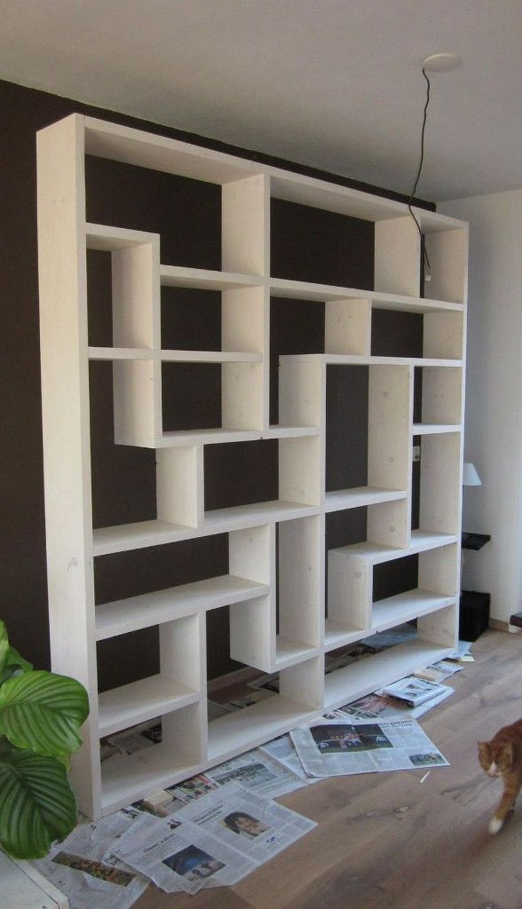 32 Stylish Bookshelf Design Ideas That Have An Essential Furniture