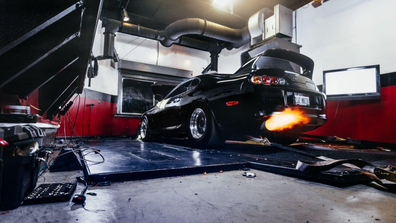 Beau Toyota Supra